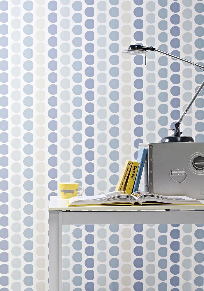 Vinyltapeten Feuchtigkeit : Die Nostalgie des Retro-Designs in einer Tapeten-Kollektion