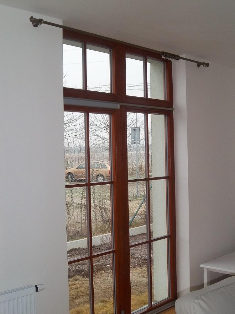 kennen sie die vorteile von designer gardinenstangen. Black Bedroom Furniture Sets. Home Design Ideas