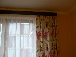vorh nge und dekoration mit dem duft von blumen heimtex ideen. Black Bedroom Furniture Sets. Home Design Ideas