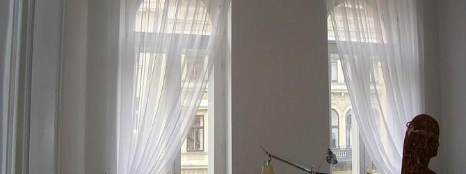 elegante gardinen als umwerfende dekoration heimtex ideen