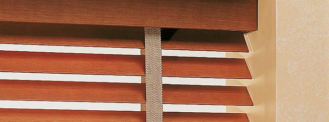 jalousien aus holz f r nat rliche w rme und sch nheit des hauses heimtex ideen. Black Bedroom Furniture Sets. Home Design Ideas