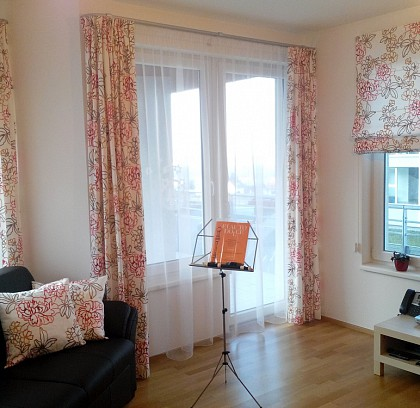 wohnzimmer vorhang. Black Bedroom Furniture Sets. Home Design Ideas