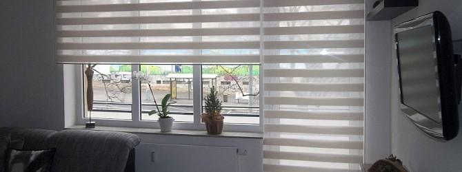 Eine moderne und einfache Abschirmung in einem Wohnzimmer | Heimtex ...